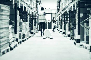 Secure Retail Coalville, Warehouse Vacancy Image